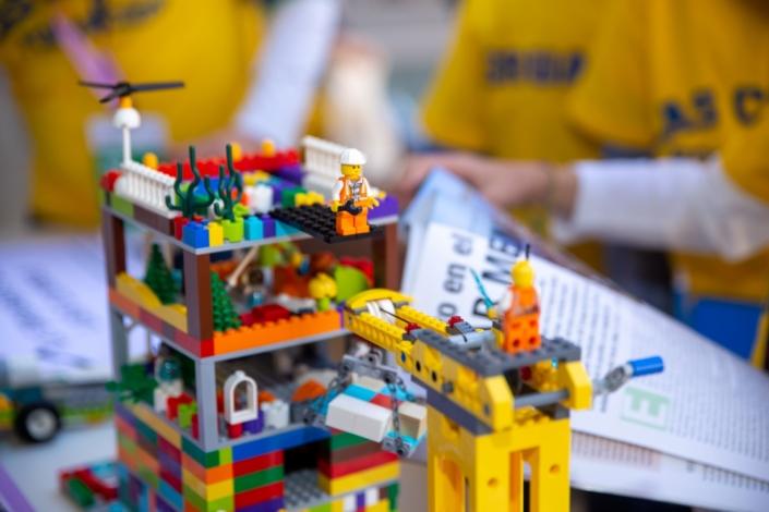 evento LEGO en Murcia